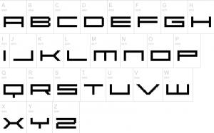 bitmapfonts