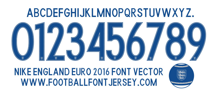 Union Fonts » New England Football Fonts